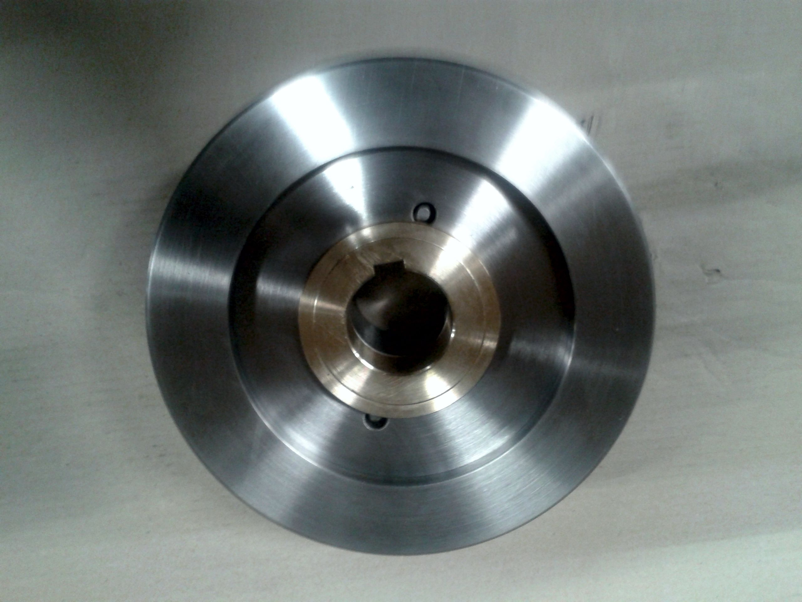 EKE64S electromagnetic multi-disc clutch for oil operation